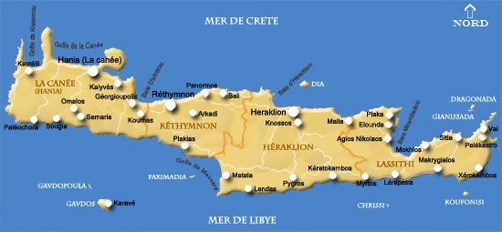 ile de crete - Image